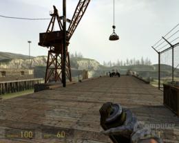 Nvidia G86 Half-Life 2 - 1xAA