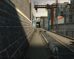 Nvidia G86 Half-Life 2 - 1xAF