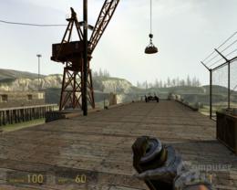 Nvidia G86 Half-Life 2 - 4xAA