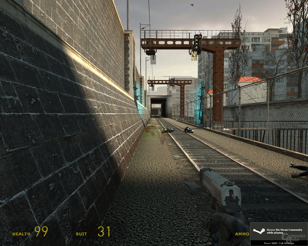 S3 Chrome 400 Half-Life 2 -  16xAF