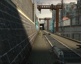 S3 Chrome 400 Half-Life 2 -  16xAF