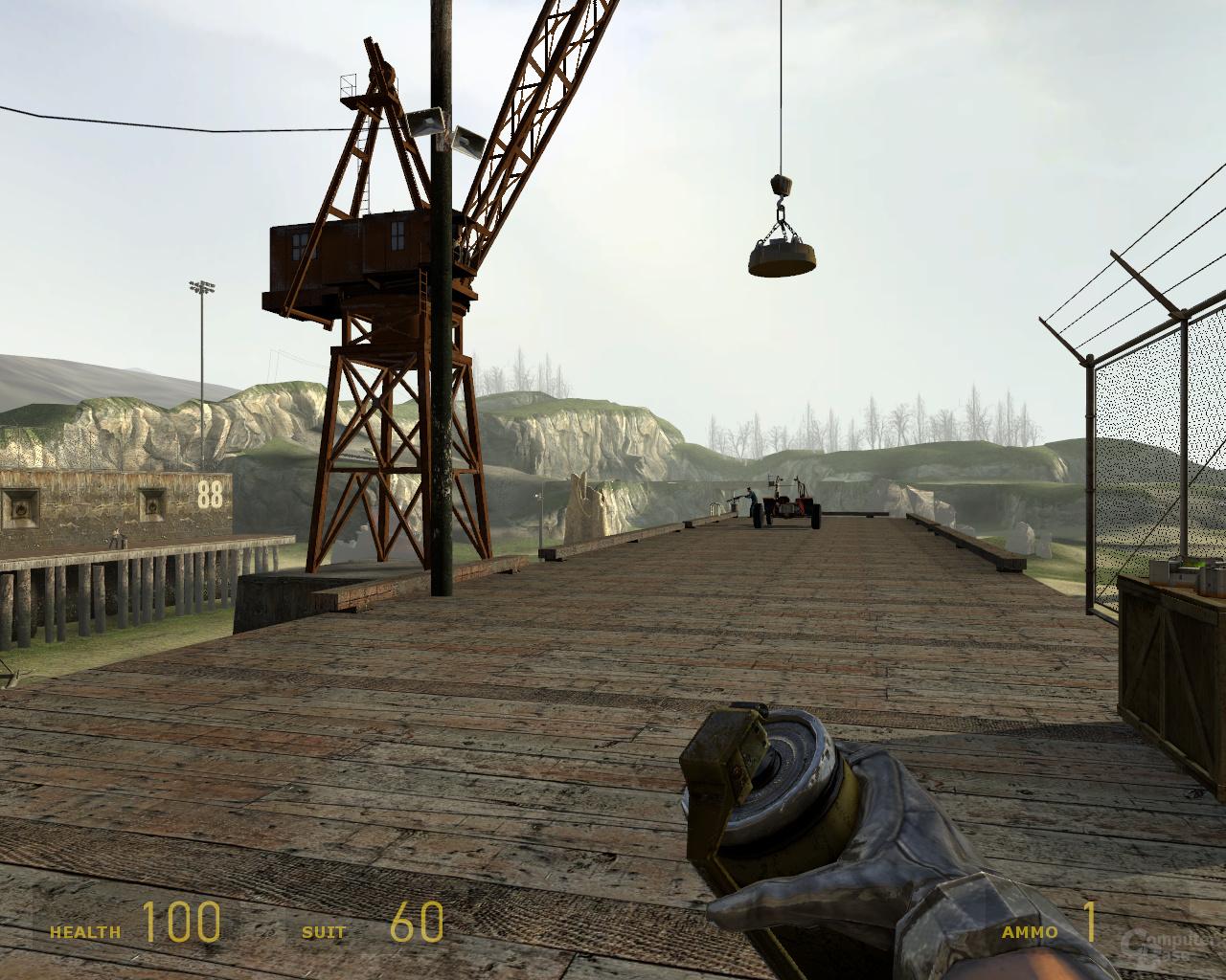 S3 Chrome 400 Half-Life 2 -  4xAA