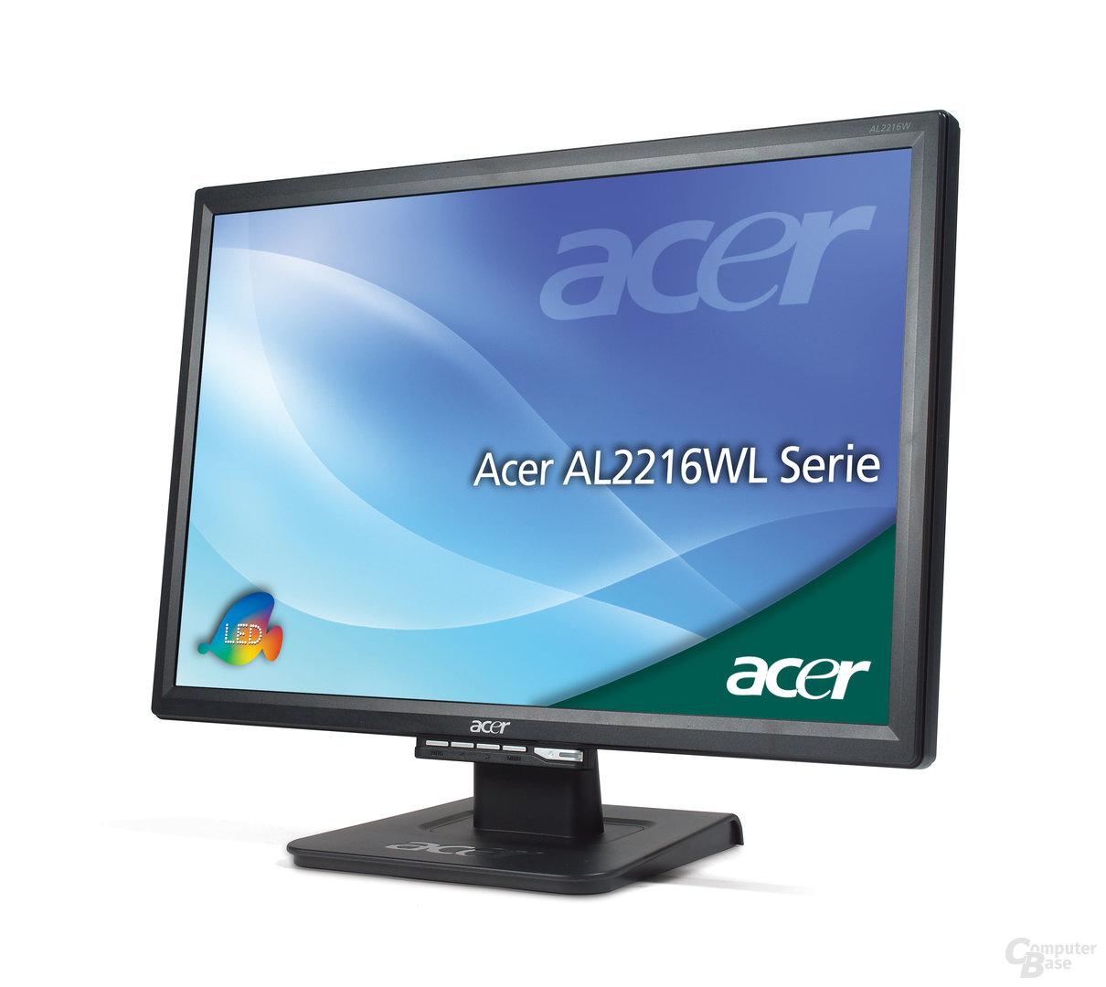 Acer AL2216WL