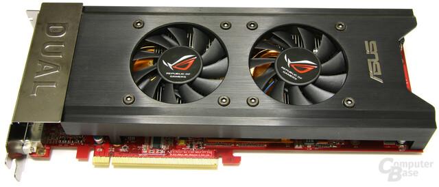 Asus Radeon HD 3850 X2