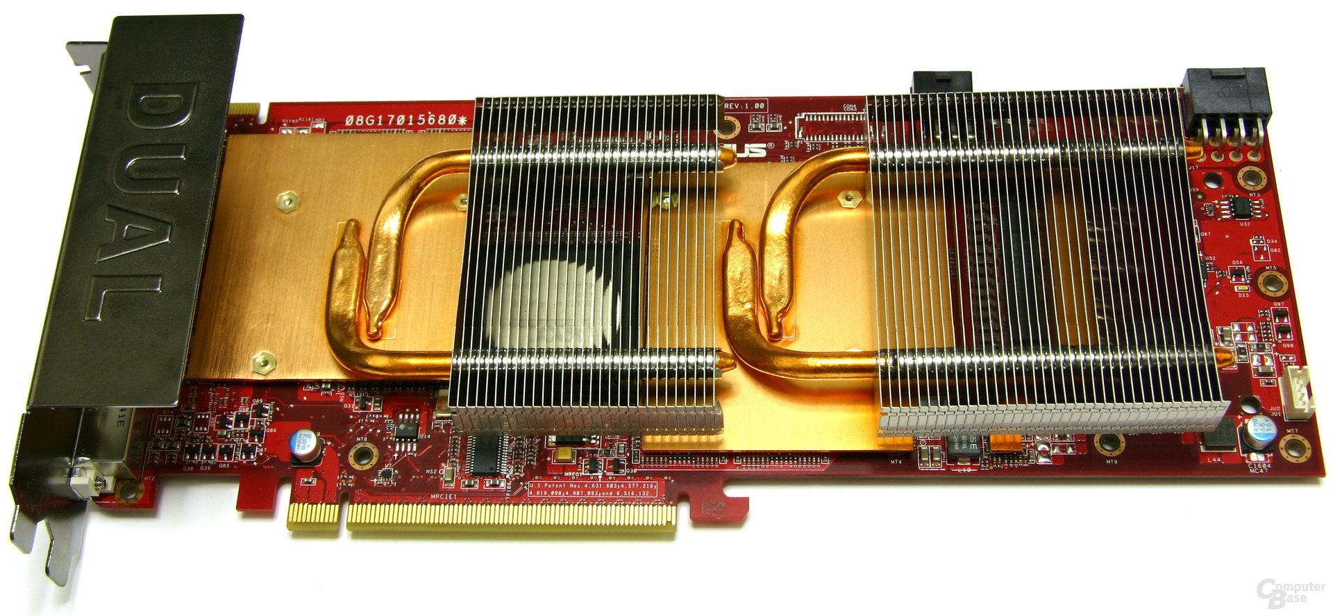 Radeon HD 3850 X2 ohne Kühldeckel