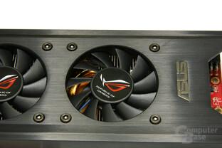 Radeon HD 3850 X2 Lüfter