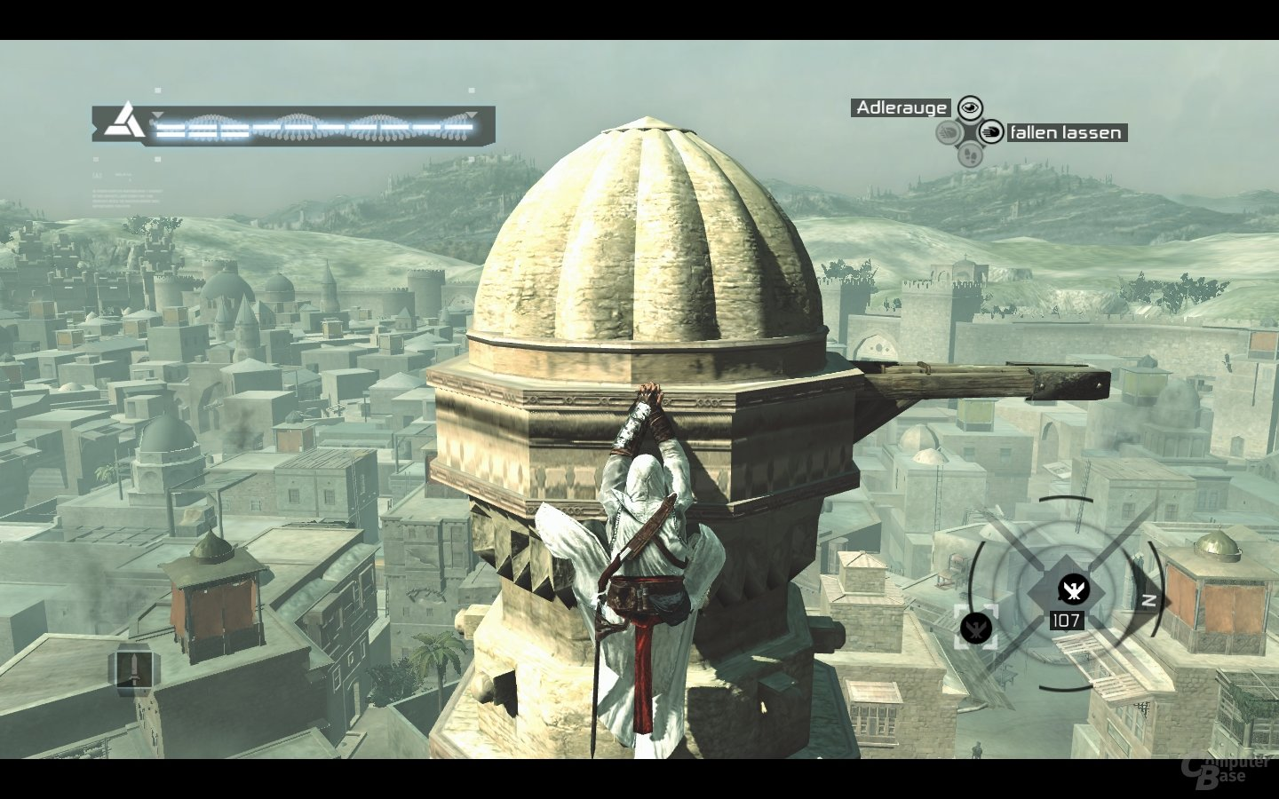 Assassin's Creed – Free-Climbing