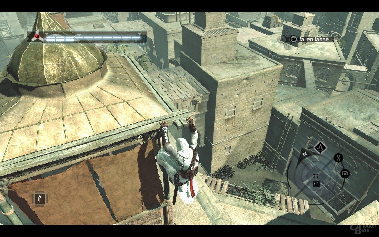 Assassin's Creed – Free-Climbing