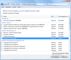 Neue Extras für Windows Vista Ultimate