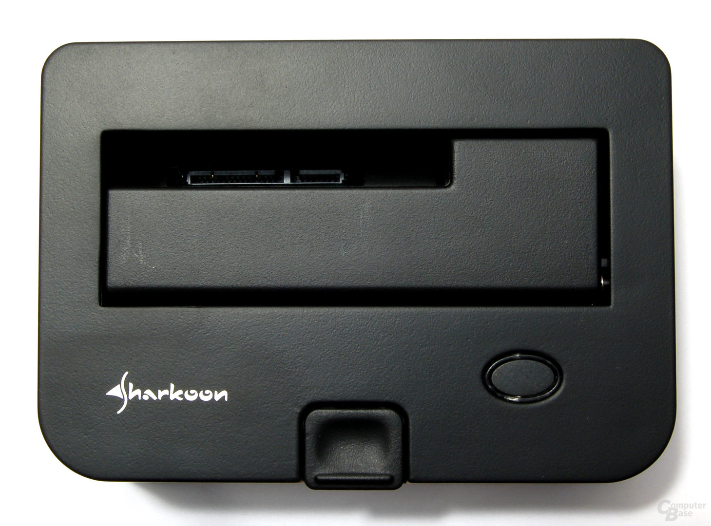 Sharkoon SATA Quickport Pro von oben