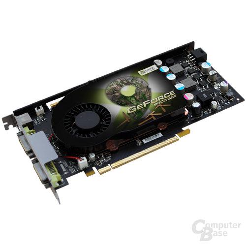 XFX GeForce 9600 GSO