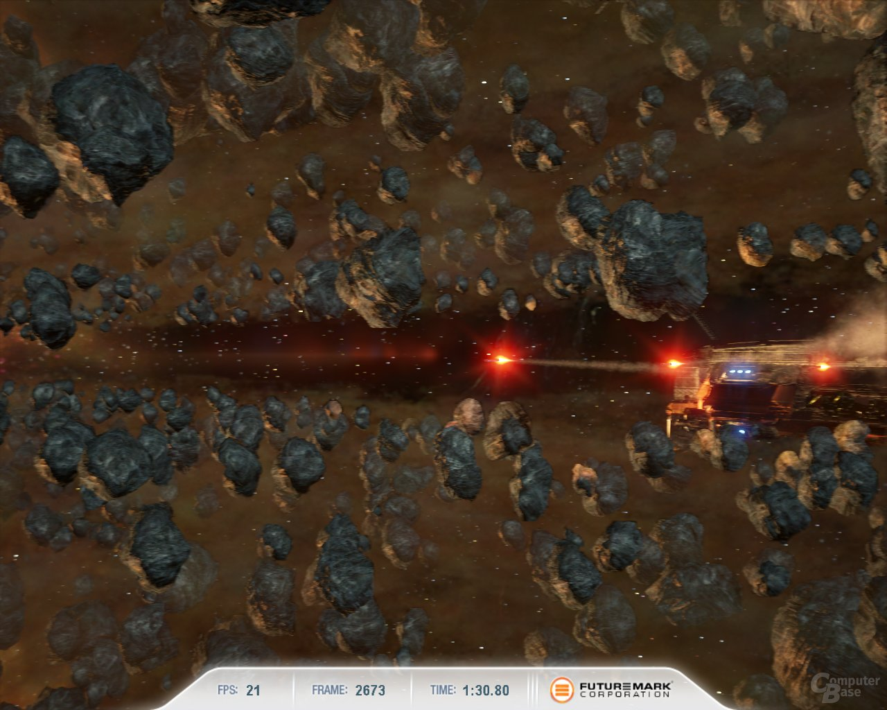3DMark Vantage – Game-Test 2