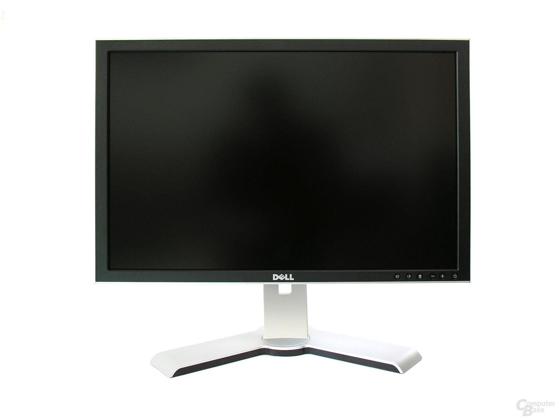 Frontale mit erhöhtem Bildschirm