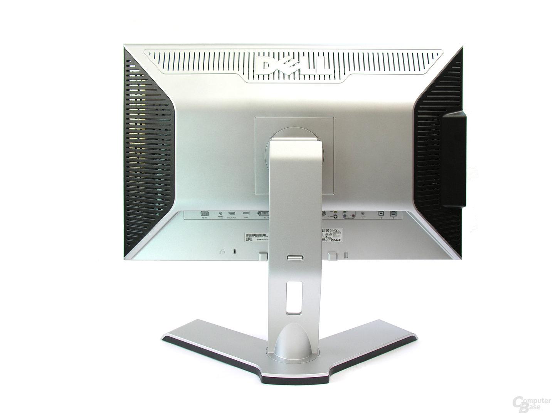Rückansicht Dell UltraSharp 2408WFP