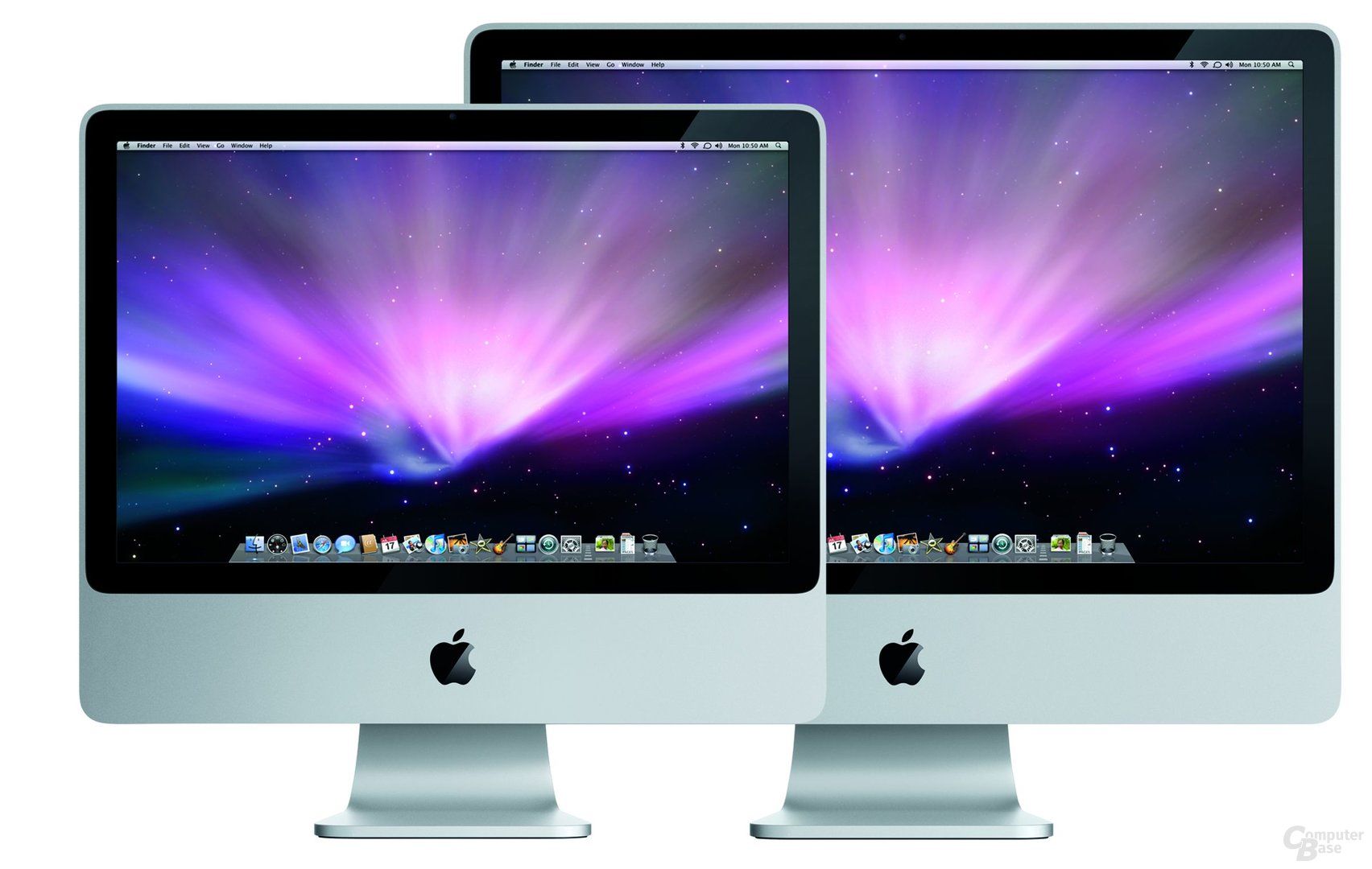 Familie des Apple iMac