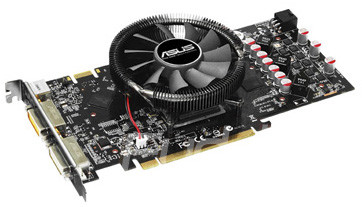Asus EN9600GT BLACK PEARL/HTDI/512M