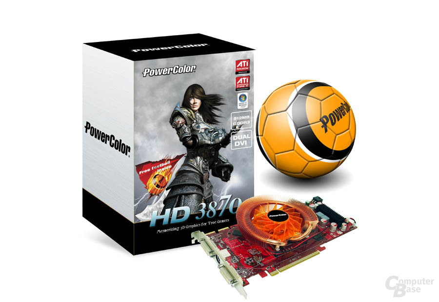 PowerColor Radeon HD 3870 GDDR3
