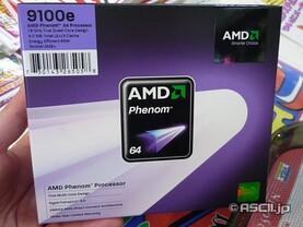 AMD Phenom X4 9100e