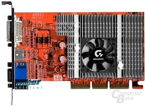 "MAYA-Serie von Gigabyte ""powered by ATi"""