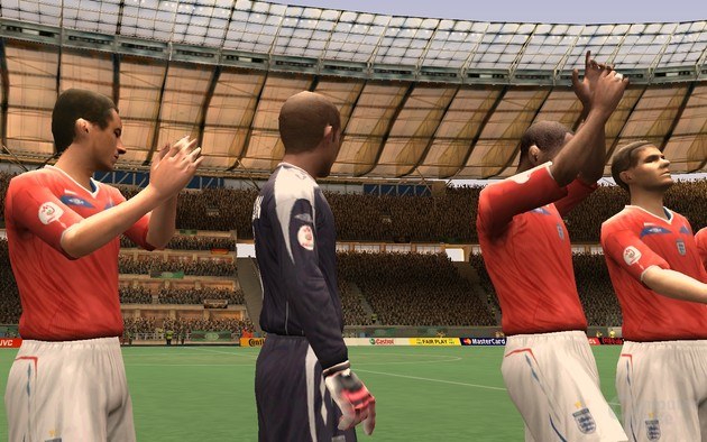 UEFA Euro 2008: Schwach animierte Spieler