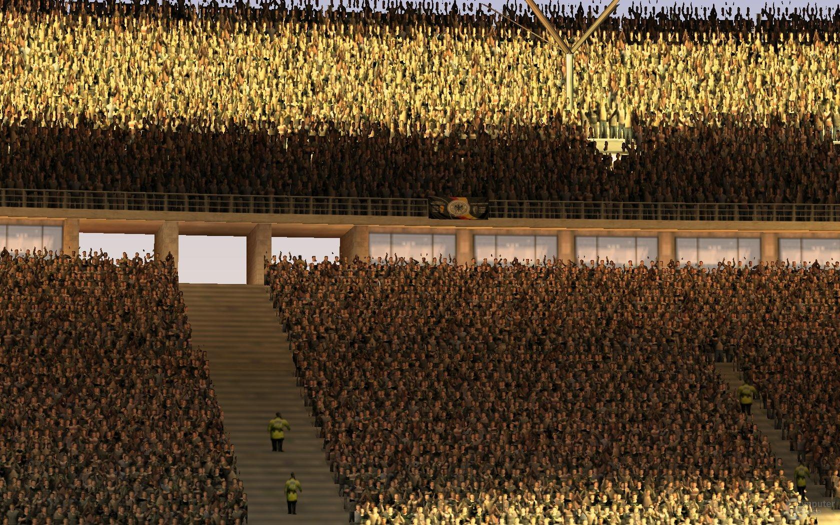 Bitmap-Zuschauer in UEFA Euro 2008