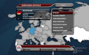 UEFA Euro 2008 – Spielmodi
