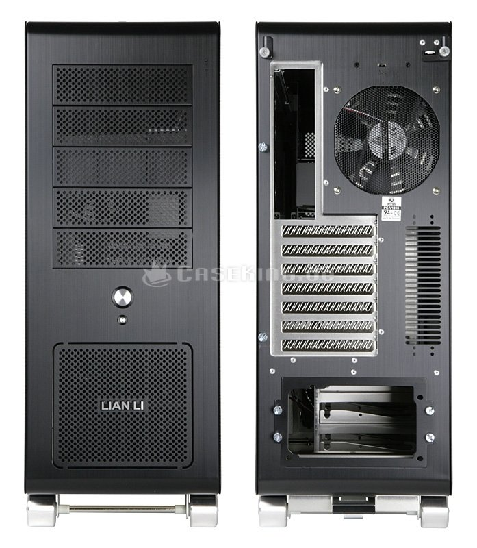 Lian Li PC-V1010B Midi-Tower