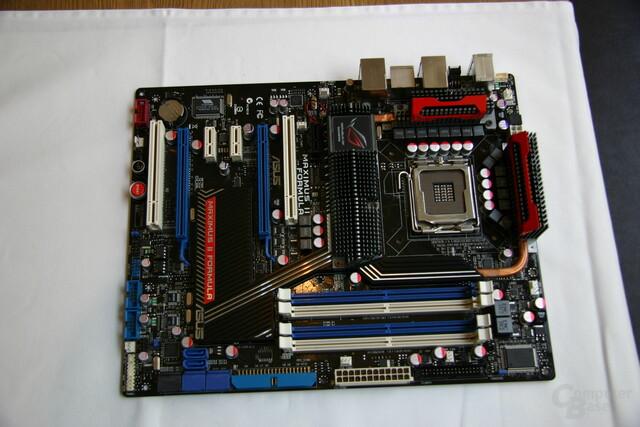 Asus Maximus II Formula (Intel P45)
