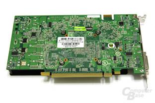 GeForce 9600 GSO Rueckseite