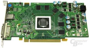 GeForce 9600 GSO ohne Kuehler