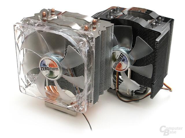 Mehr Flexibilität: Der neue FZ120 (links) und der alte NV120 (rechts)
