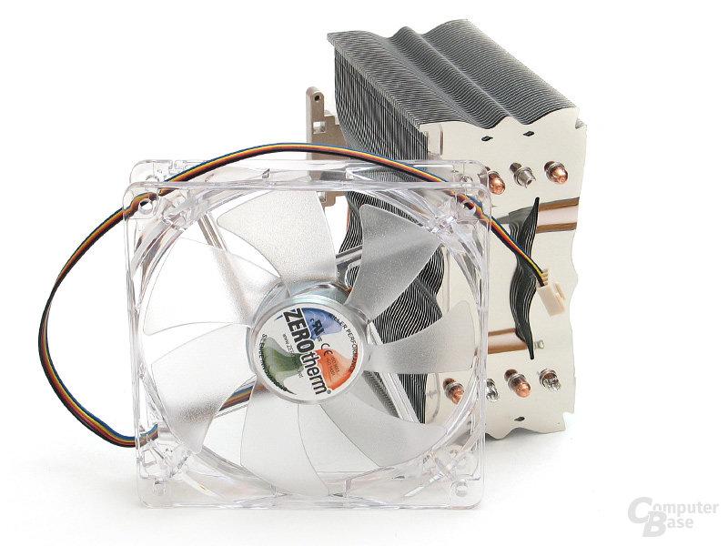 Transparenter 120-mm-Lüfter