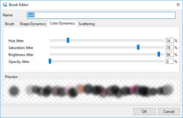 IcoFX –  Brush Editor
