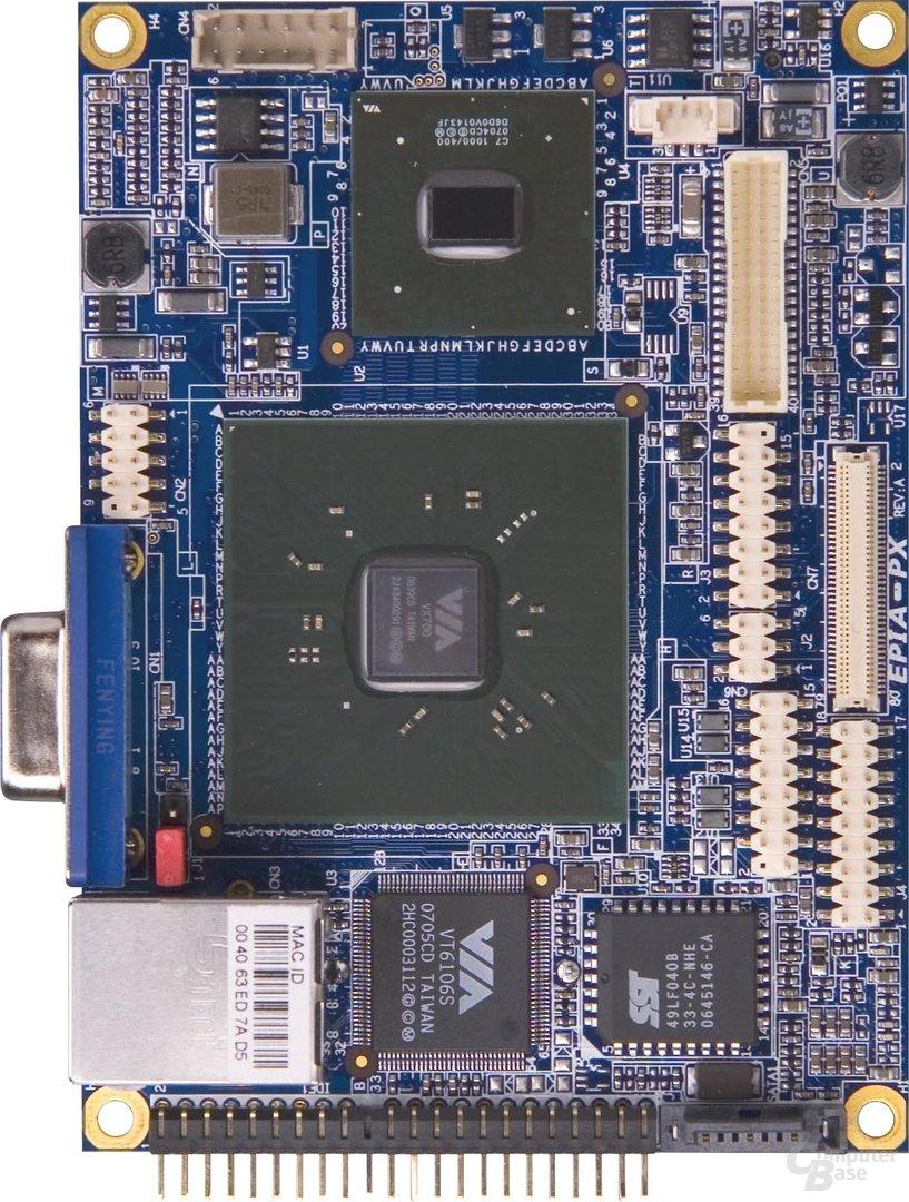 Pico-ITX-Mainboard