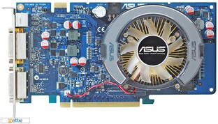 Asus GeForce 9600 GSO 512 DDR2