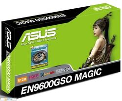 Asus GeForce 9600 GSO 512 DDR2