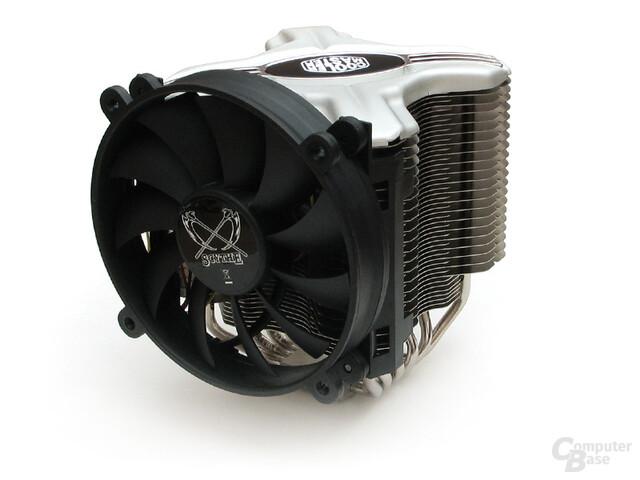 Zu schwach für leise Lüfter? Hyper Z600 mit 140-mm-Supersilent-Lüfter