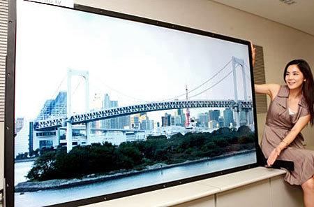Samsung 82-Zoll-LCD mit 2160p