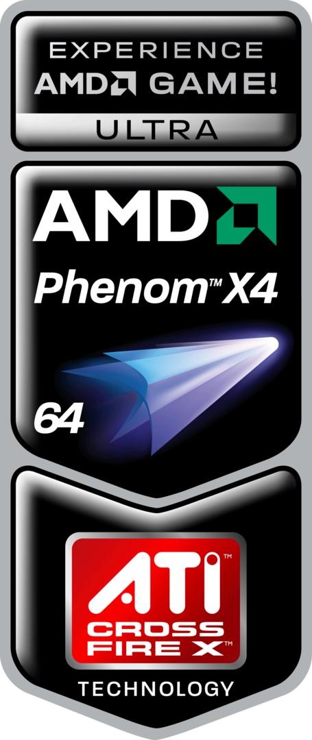 Logos aus dem neuen Programm AMD GAME!