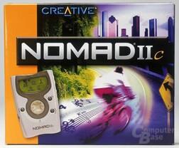 Creative DAP Nomad IIc