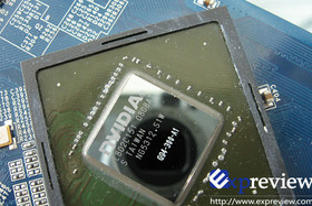 Galaxy GeForce 9600 GT Blade