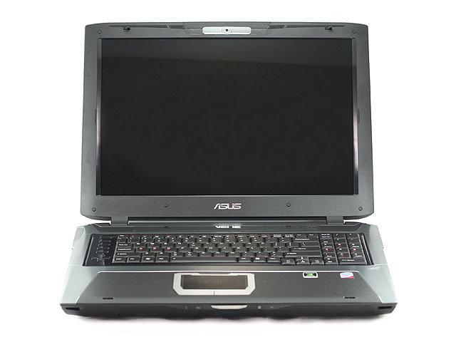 Asus G70S – Sample mit kleinerem Bildschirm