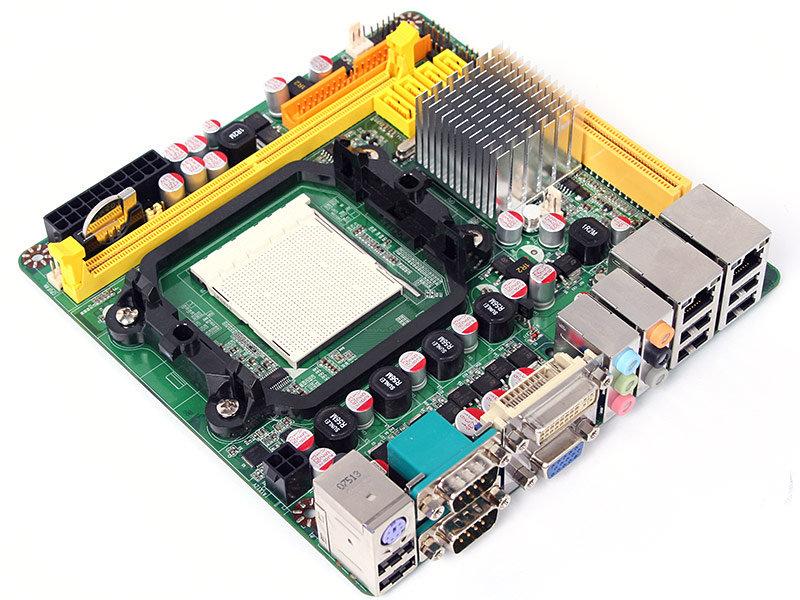 Jetway JNC62K (GeForce 8200)