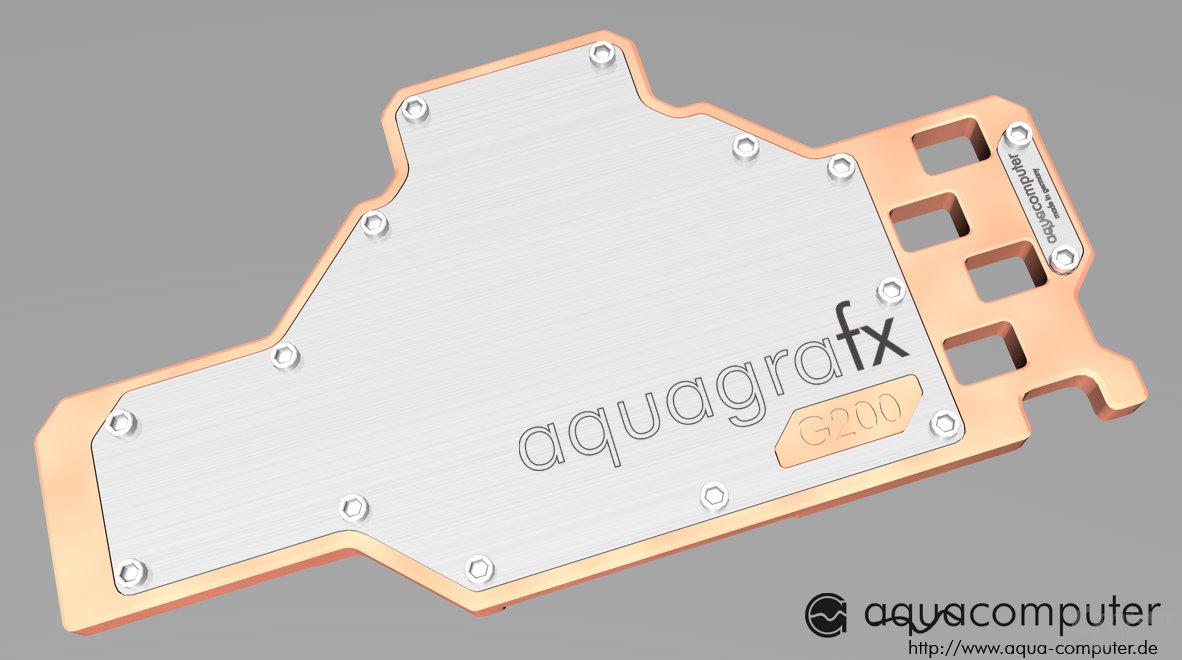 Aqua Computer aquagraFX G200