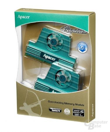 Apacer Aeolus DDR3-1800