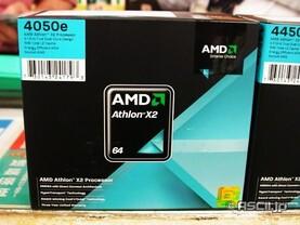 Athlon 4050e parallel dazu in neuer Aufmachung