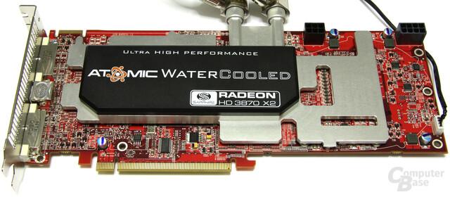 Sapphire Radeon HD 3870 X2 Atomic