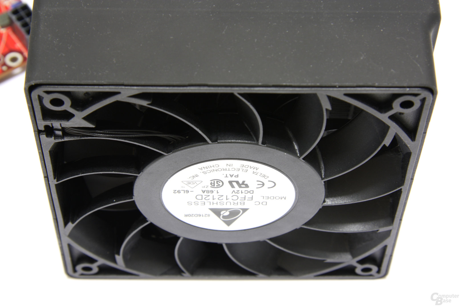 Radeon HD 3870 X2 Atomic Radiatorlüfter
