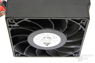 Radeon HD 3870 X2 Atomic Radiatorlüfter