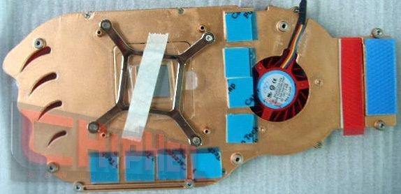Kühler der Radeon HD 4850 (RV770PRO)
